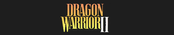 Dragon Warrior II: Gods Of The Evil Spirits