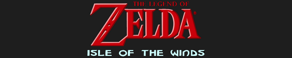 Legend Of Zelda: Isle Of The Winds