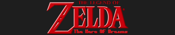 The Legend Of Zelda: Hero Of Dreams