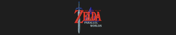 Legend Of Zelda: Parallel Worlds