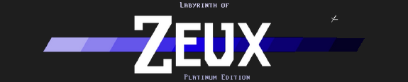 Labyrinth Of Zeux: Zeux 1